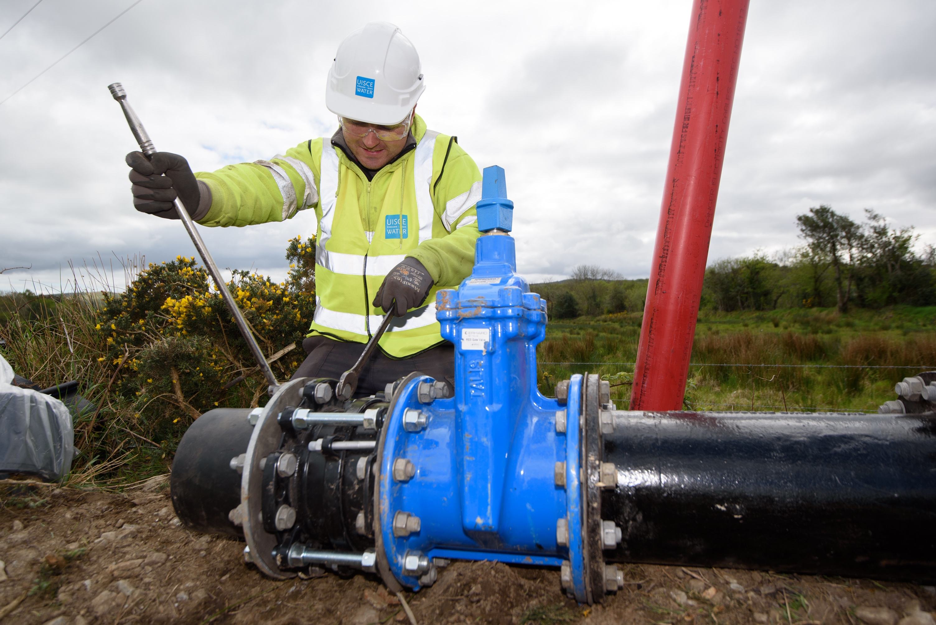 Irish Water and Limerick City & County Council replacing old water mains in  the Kilcolman area | News | Irish Water
